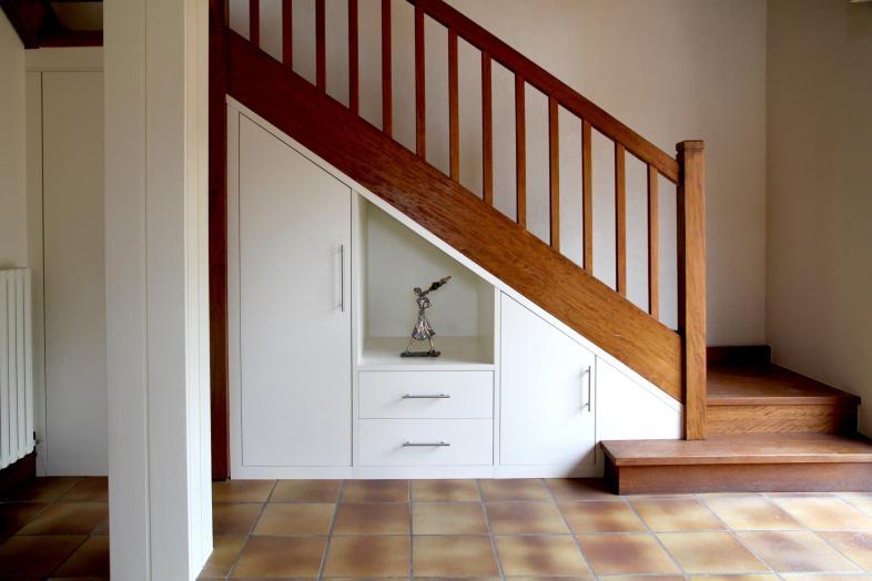Placards Sous Escalier New Step Service